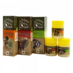 Животные жиры «Целебный Алтай»