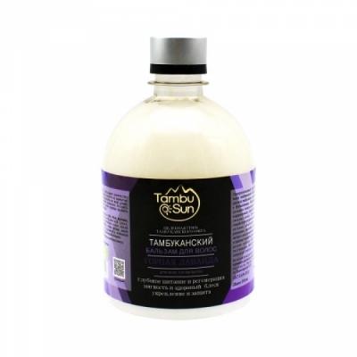 Тамбуканский бальзам для волос «Горная лаванда» 500 мл.