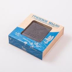 Мыло «КМВ» с иловой сульфидной грязью озера Тамбукан 45 гр.