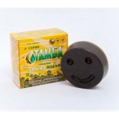 Грязевое арома-мыло «Тамба Лимон-лаванда»