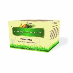 Фиточай травяной «Академический» «Ромашка» 30 гр. ф/п (20*1,5гр)