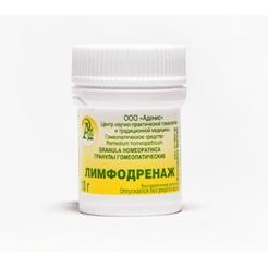 Гранулы гомеопатические «Лимфодренаж»10гр.