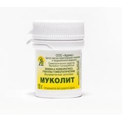 Гранулы гомеопатические «Муколит»10гр.