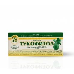 Крем ТУКОФИТОЛ дозированный для интимной гигиены 10 шт. (Адонис)
